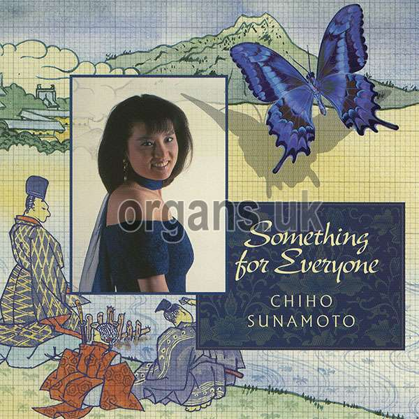 Chiho Sunamoto - Something For Everyone