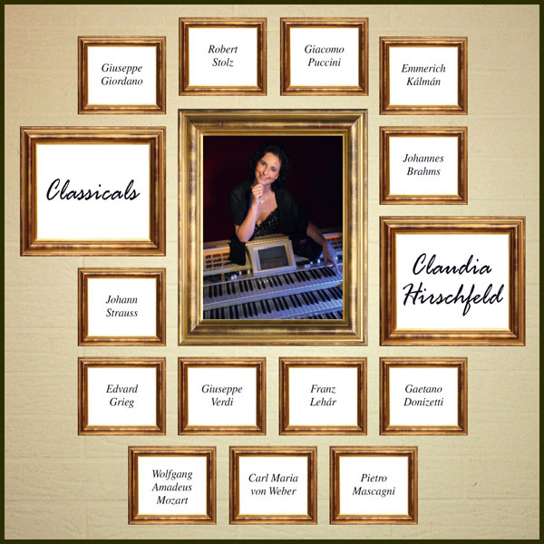 Claudia Hirschfeld- Classicals