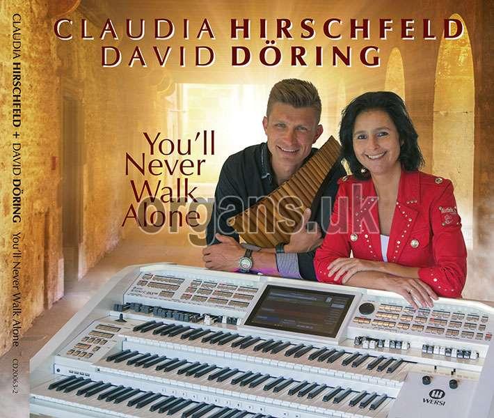 Claudia Hirschfeld and David Döring - You'll Never Walk Alone (Panpipes)