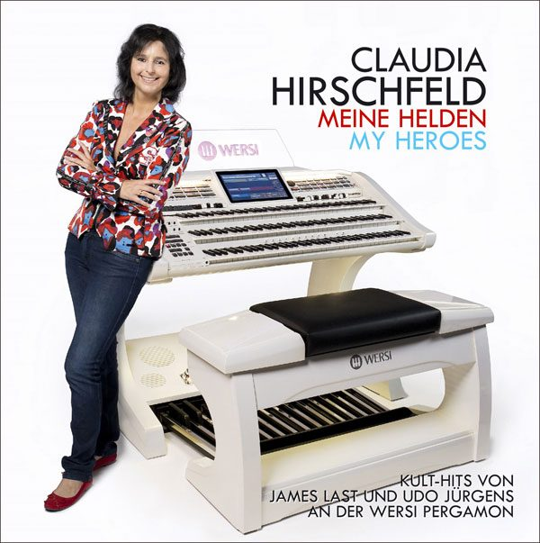 Claudia Hirschfeld - My Heroes / Meine Helden