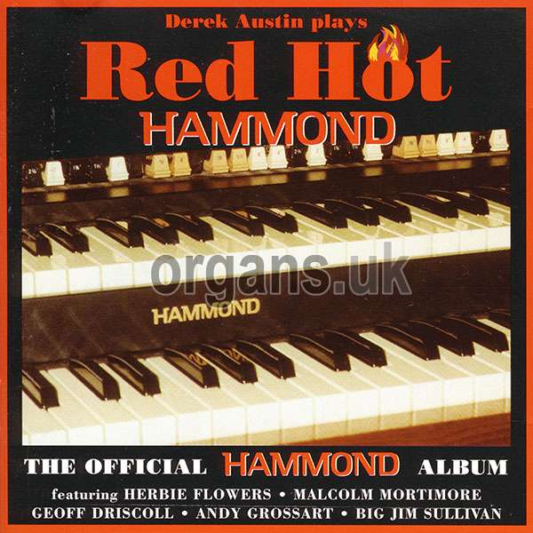 Derek Austin - Red Hot Hammond