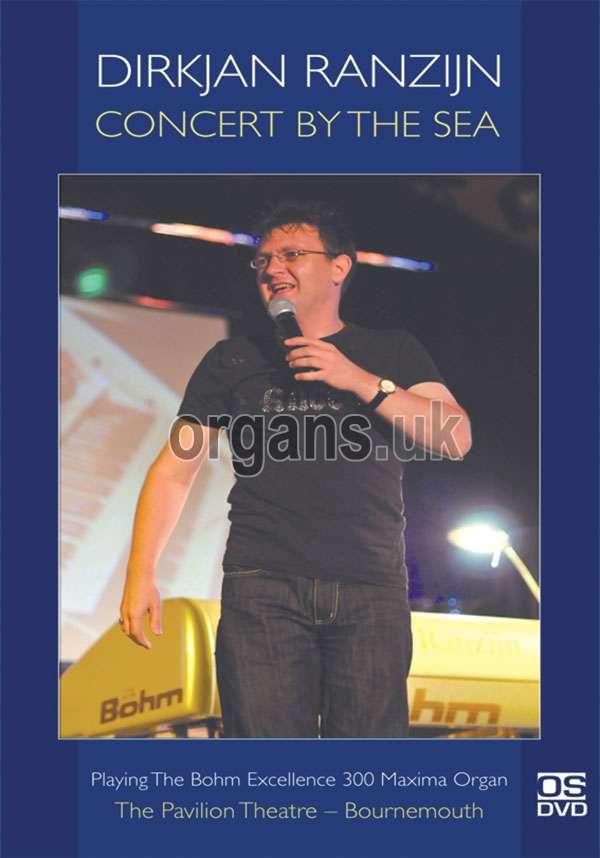 DirkJan Ranzijn - Concert By The Sea (DVD)