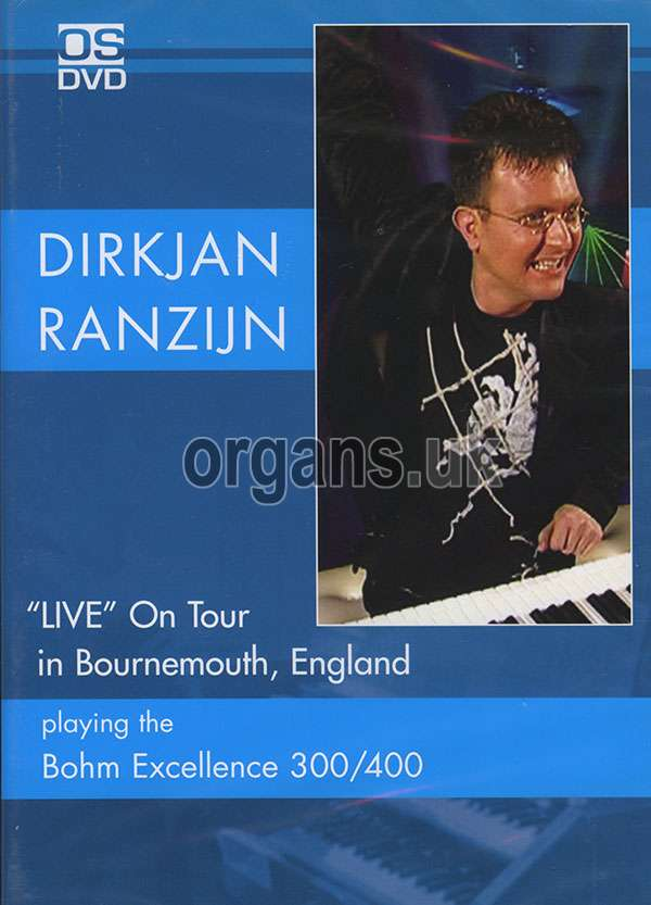 DirkJan Ranzijn - Live On Tour in Bournemouth (DVD)