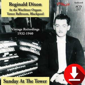Reginald Dixon - Sunday at the Tower