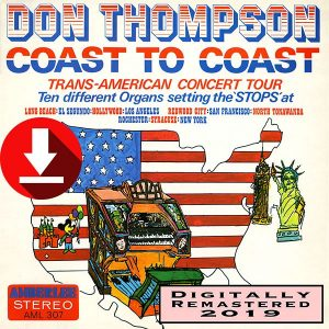 Don Thompson - Coast To Coast