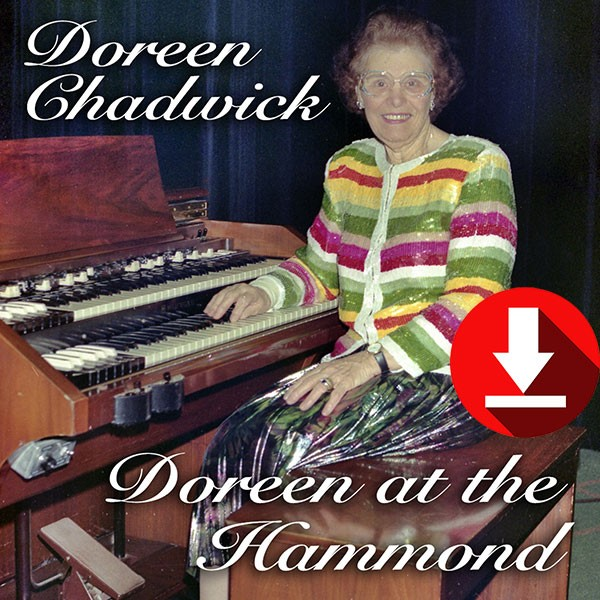 Doreen Chadwick - Doreen at the Hammond