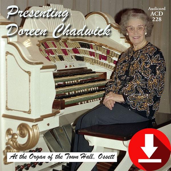 Presenting Doreen Chadwick
