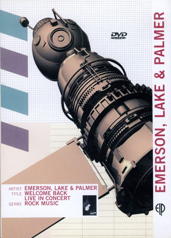 Emerson, Lake and Palmer - Welcome Back (DVD)