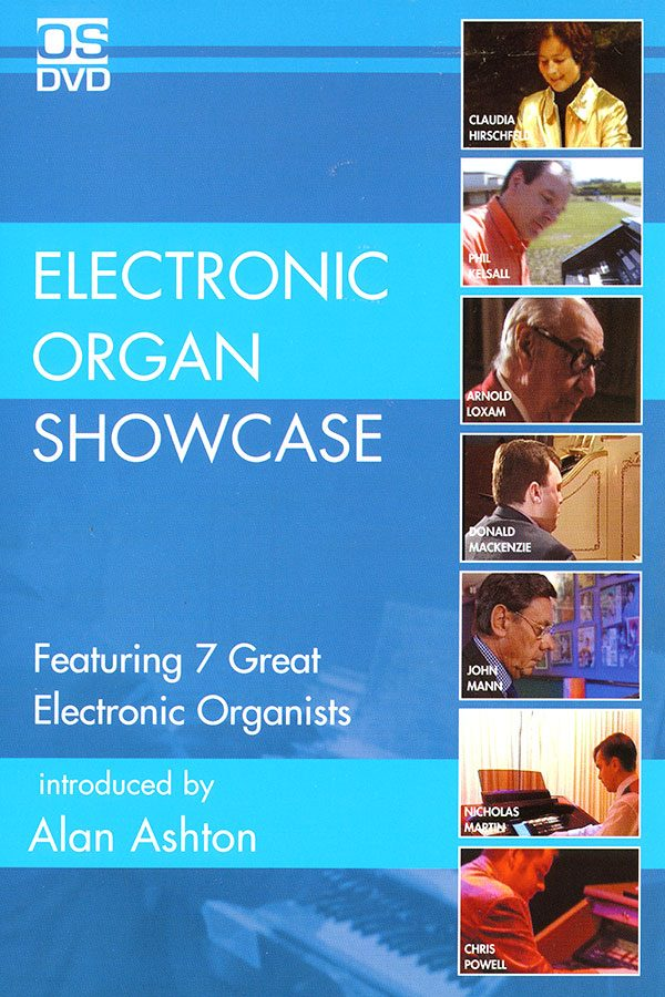 Electronic Organ Showcase DVD