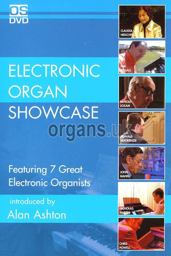 Electronic Organ Showcase DVD