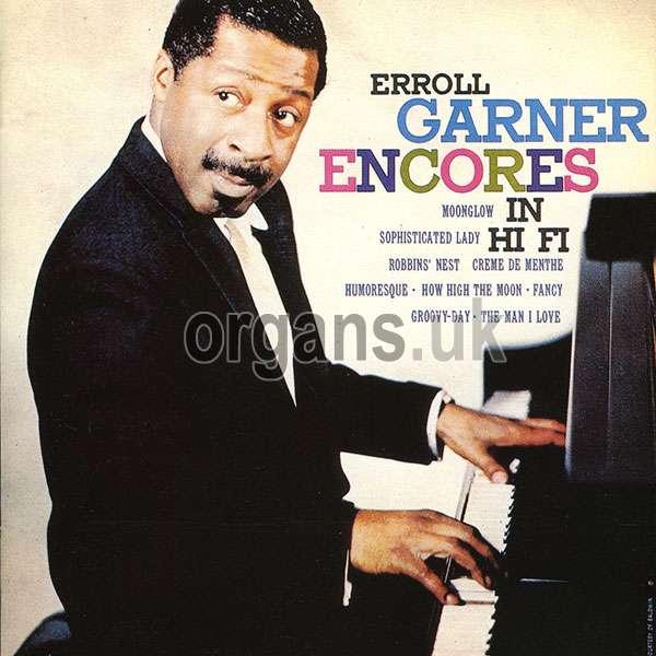 Errol Garner – Encores In Hi-Fi