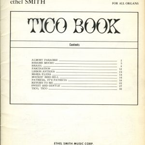 Ethel Smith - Tico Book