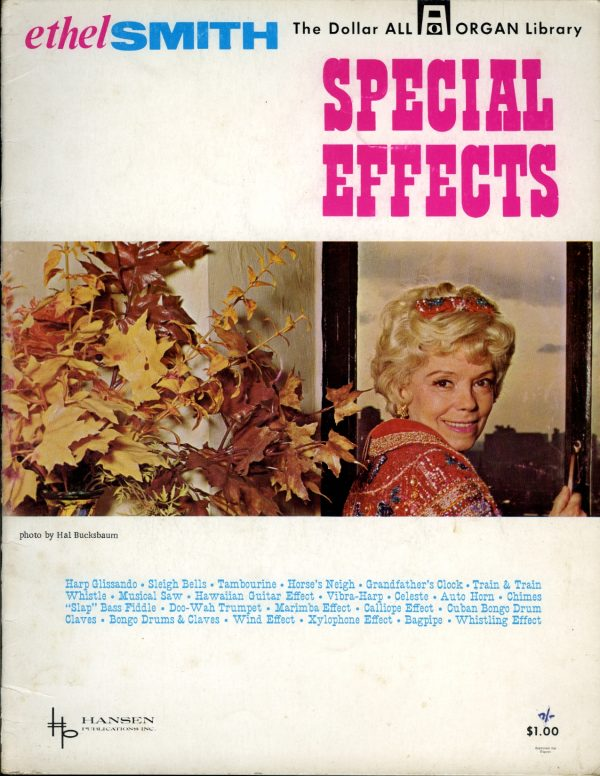Ethel Smith - Special Effects Book