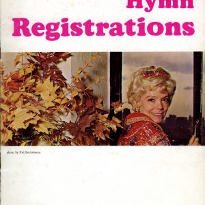 Ethel Smith - Hymn Registrations Book
