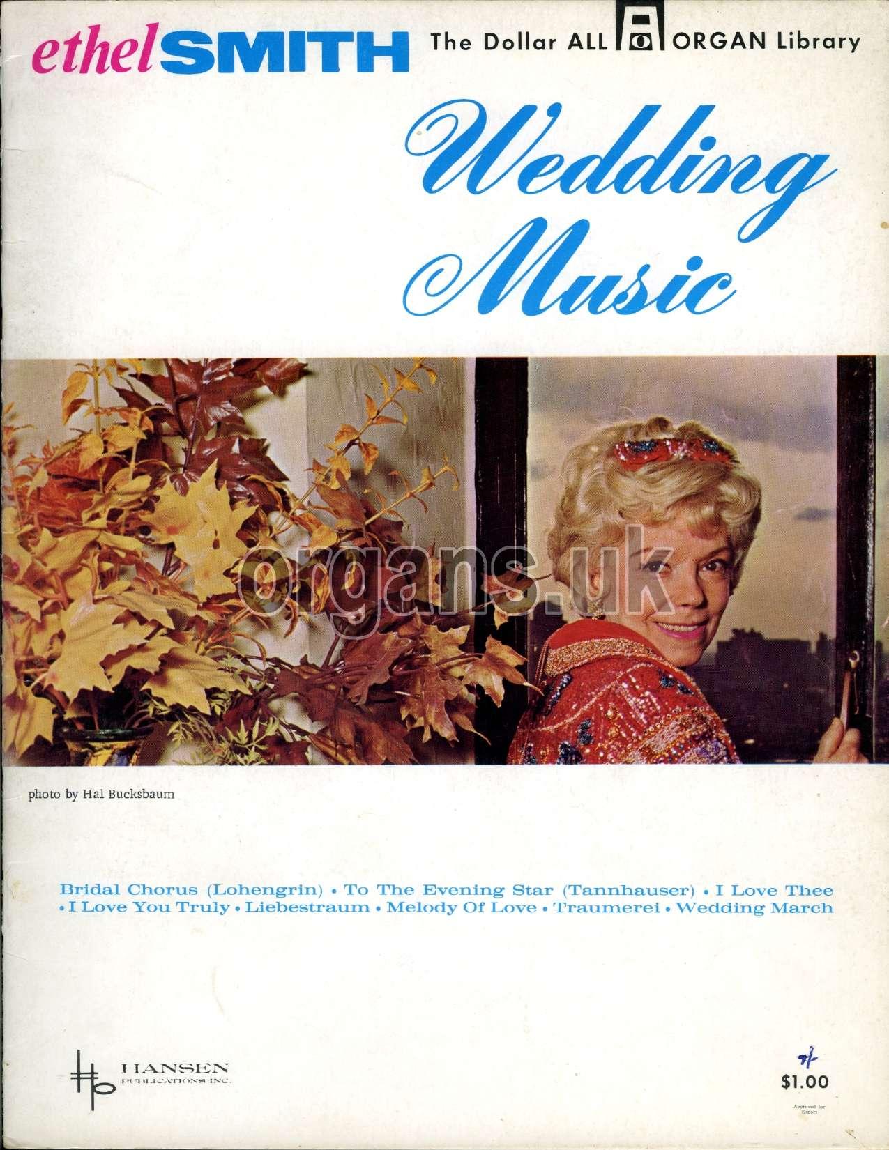 Ethel Smith - Wedding Music Book