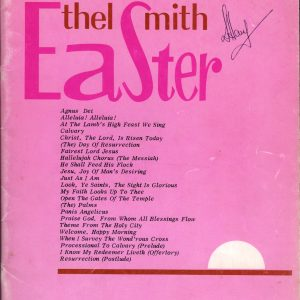 Ethel Smith Easter Book