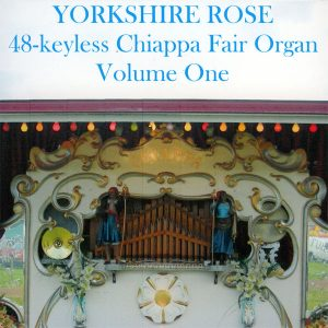 Fairground Organ - Yorkshire Rose v1