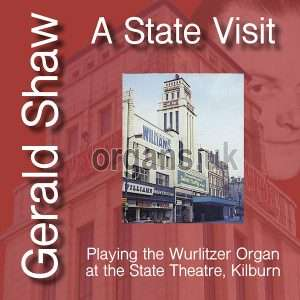 Gerald Shaw - A State Visit CD
