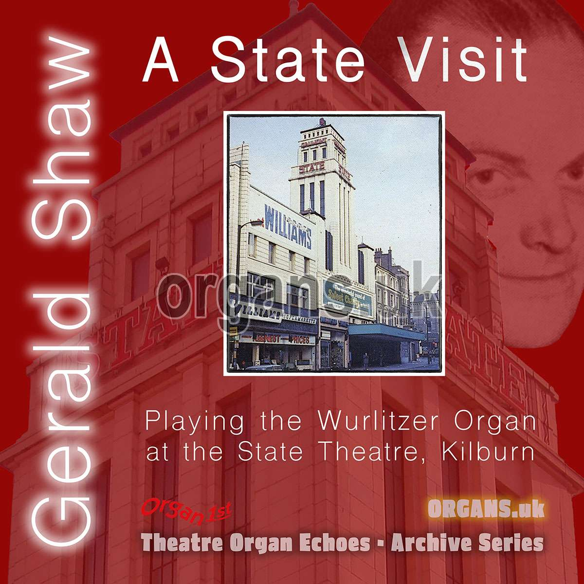 Gerald Shaw - A State Visit