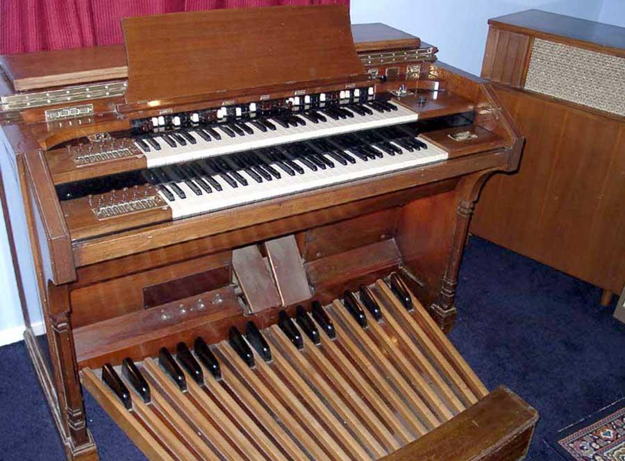 Hammond Concert E