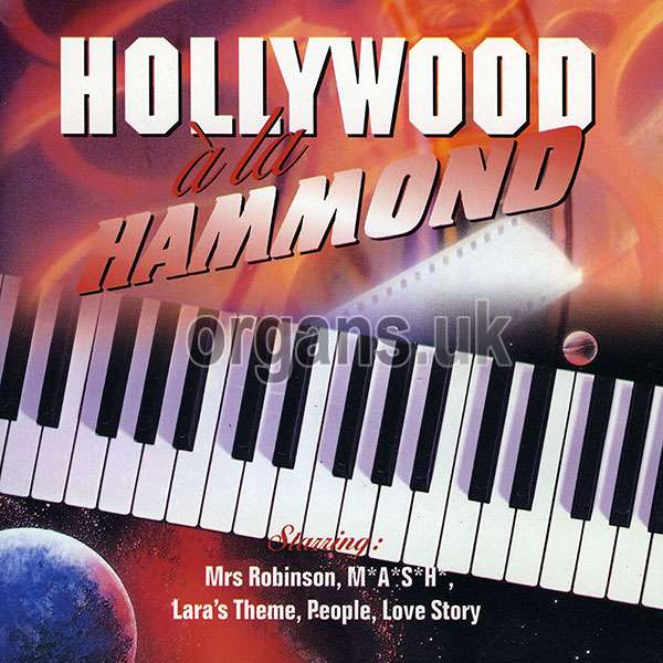 Brian Dee - Hollywood a la Hammond
