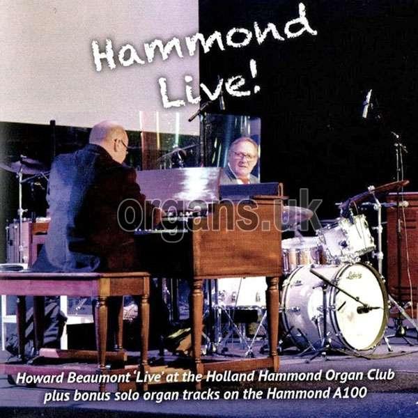 Howard Beaumont - Hammond Live (2020)