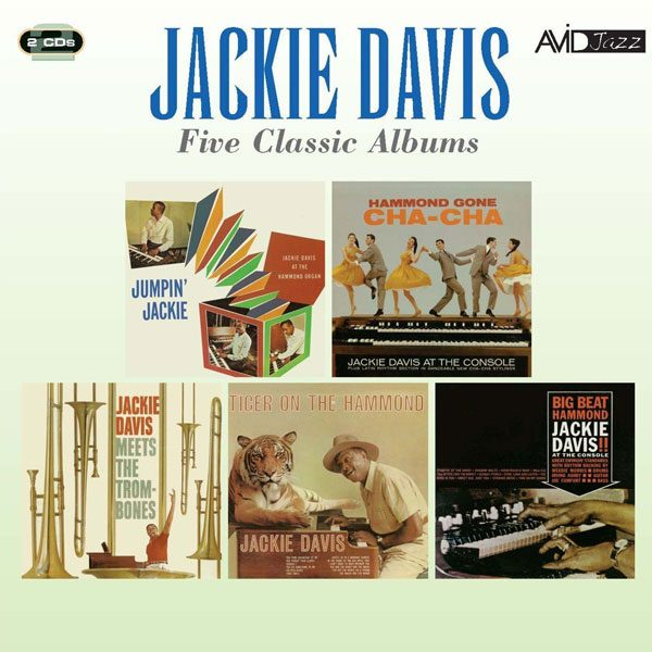 Jackie Davis - Five Classic Albums