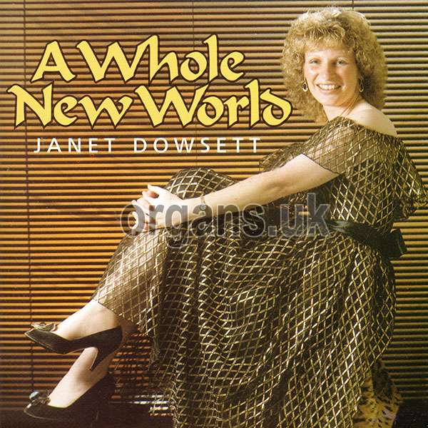 Janet Dowsett - A Whole New World