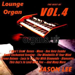 Jason Lee - The Best of Lounge Organ 4 (2018)