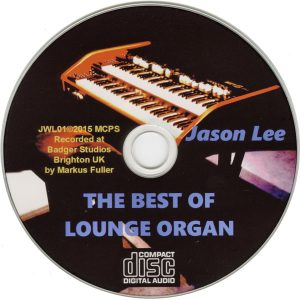 Jason Lee - The Best of Lounge Organ (Disc)