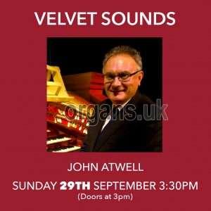 John Atwell 2019 Concert