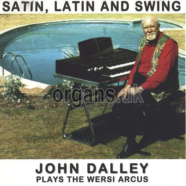 John Dalley - Satin, Latin and Swing