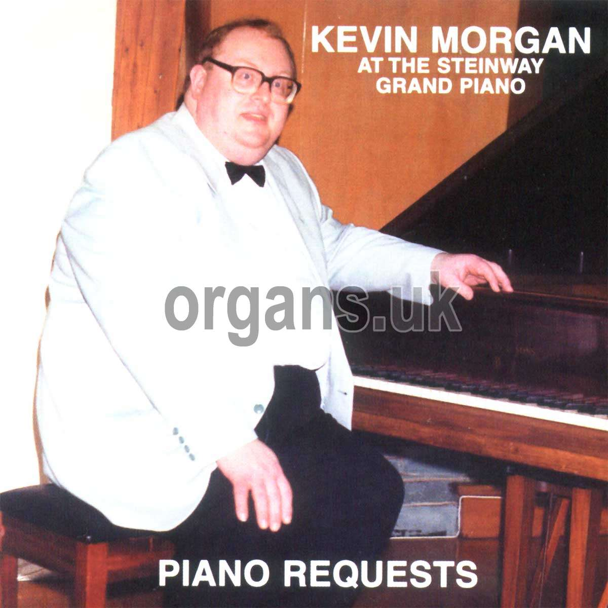 Kevin Morgan - Piano Requests