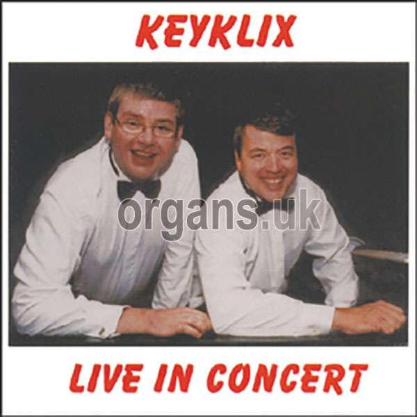 Keyklix - Live In Concert