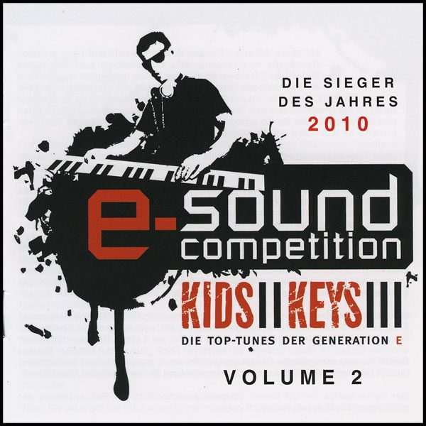 VARIOUS - Kids2Keys III (Volume 2)