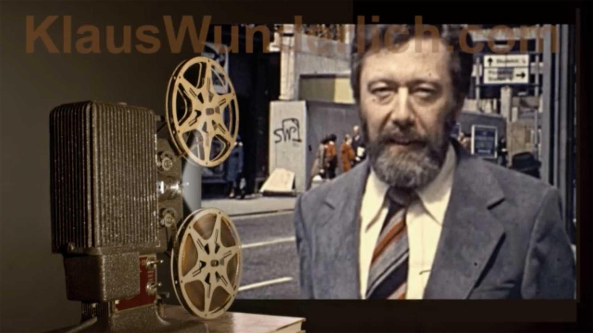 Klaus Wunderlich - Exclusive Footage