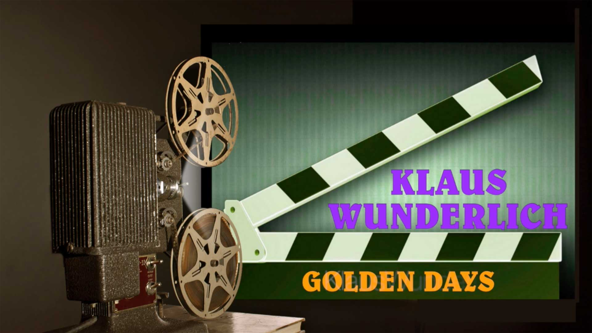 Klaus Wunderlich - Golden Days Video