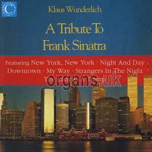 Klaus Wunderlich - A Tribute to Frank Sinatra