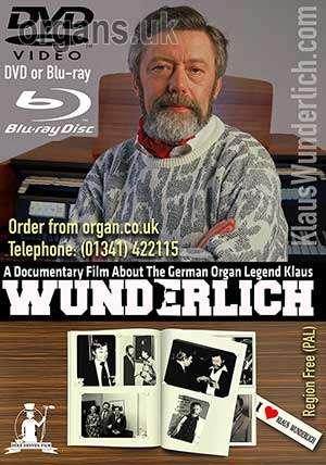 Klaus Wunderlich Documentary DVD & Blu-ray 300