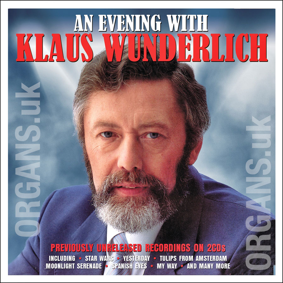 An Evening With Klaus Wunderlich (2CD) (2017)