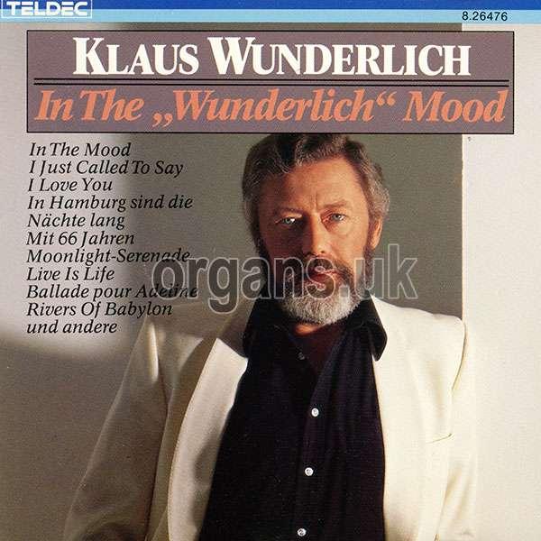 Klaus Wunderlich - In The Wunderlich Mood