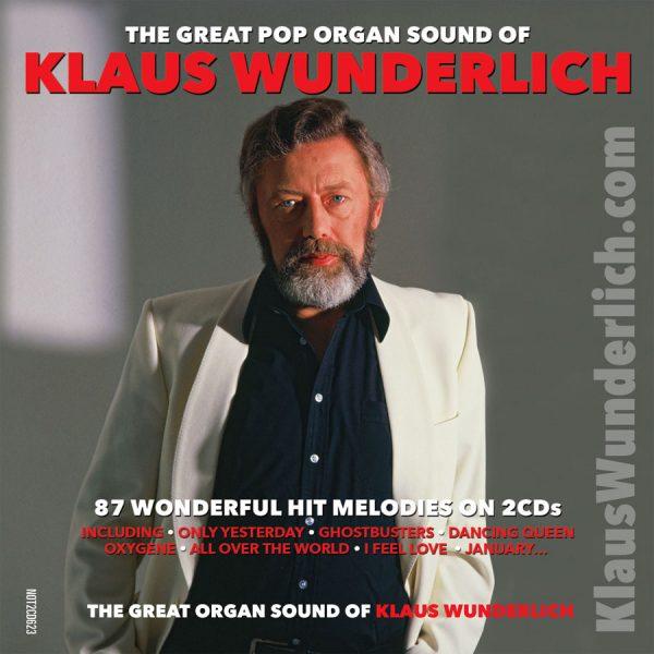 The Great Pop Organ Sound Of Klaus Wunderlich 2016