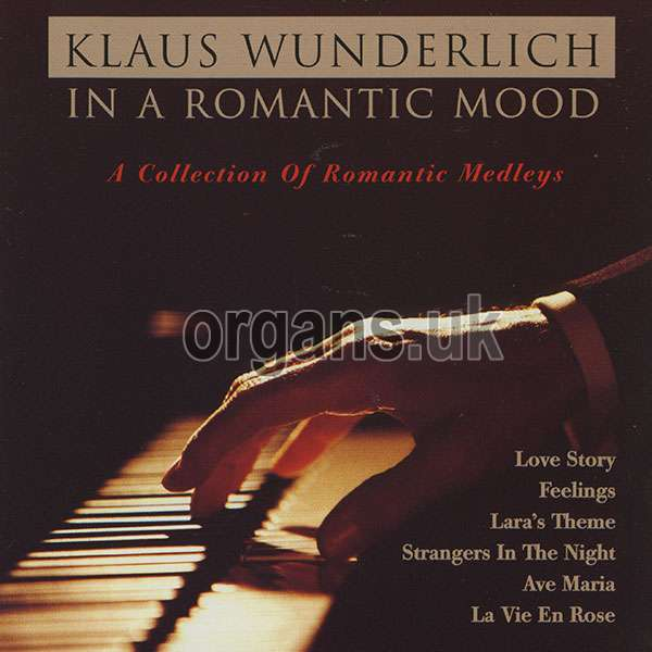 Klaus Wunderlich - In A Romantic Mood