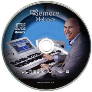 Jurgen Kuppens – Bemore Melange (Bemore Genesis Organ)