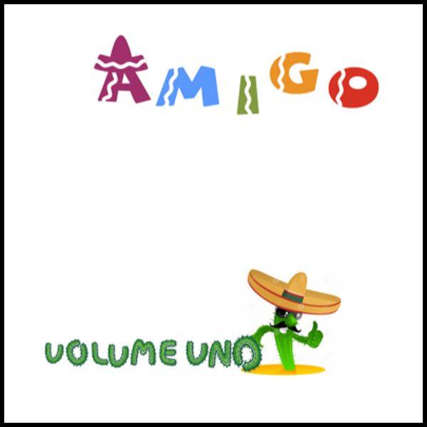 John Kyffin - Amigo (Volume Uno)