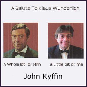 John Kyffin - A Salute To Klaus Wunderlich