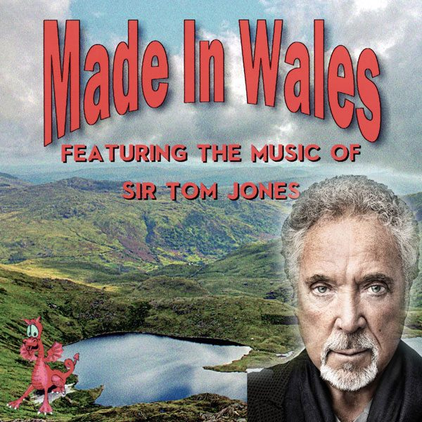 John Kyffin - Tom Jones - Made In Wales