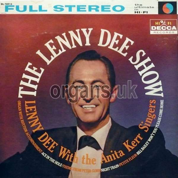 Lenny Dee - The Lenny Dee Show