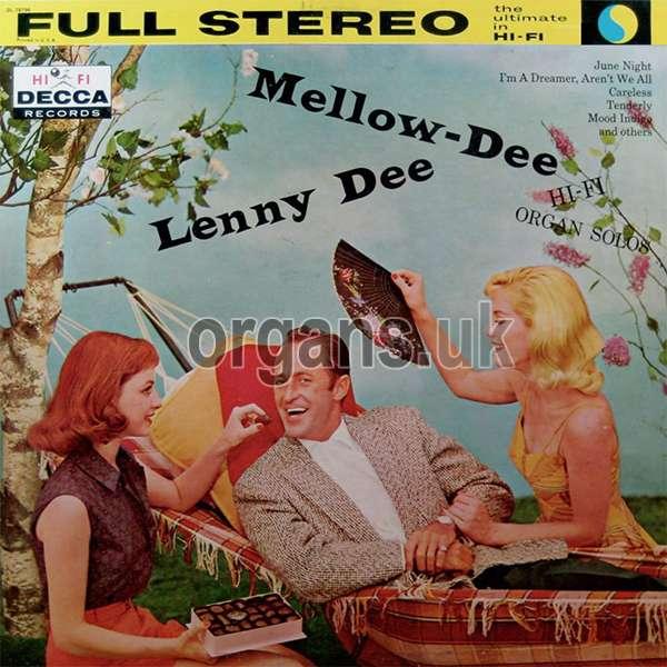Lenny Dee - Mellow-Dee