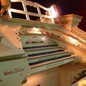 The Tywyn Wurlitzer (Photo by Mark Laflin)